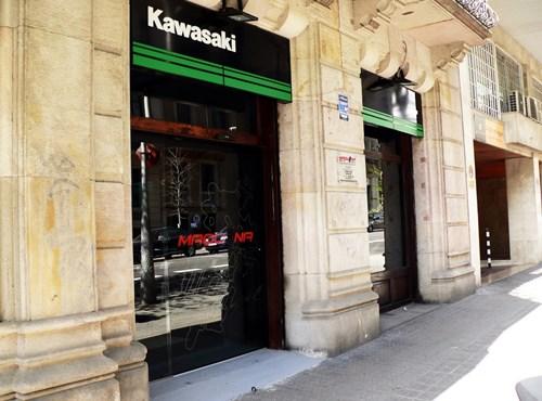 Kawasaki Bruc