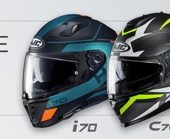 ...Unsere Helme sitzen auch bei 200 km/h stabil.   Egal, ob wir den Helm für Jorge Lorenzo, Ben Spies oder für Sie entwickeln, wollen wir sicherstellen, dass er sich bei 200 km/h genauso gut verhält wie bei 30 km/h.  Daru...