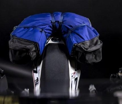R/G Roll Bag Satteltasche *Speziell für die 701er entwickelt*  Keine Kompromisse! Speziell für den 701 entwickeltDie R / G-Rollentasche wurde speziell für den Husqvarna 701 entwickelt, um die bestmögliche Passform zu gewährleisten. Es hält die 701er schmal und das Gewicht in Richtung...
