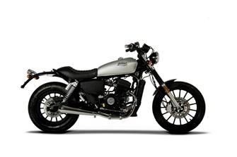 Heritage 125cc
