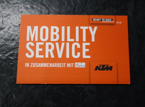 Lifetime Mobility KTM