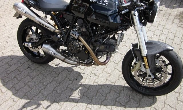 Ducati Sport 1000 Umbau