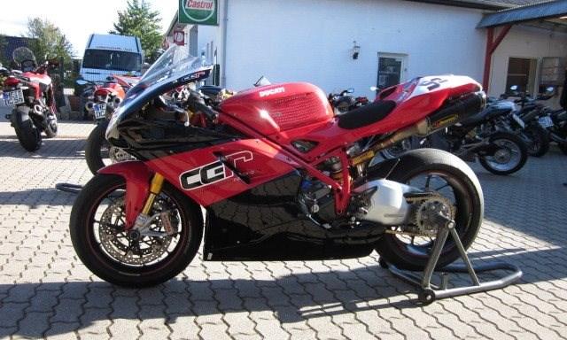 Ducati 1098 /173 PS