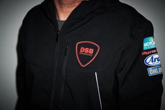 DSB Berlin Softshell Jacke