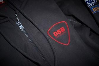 DSB Berlin Hoody-Sweatjacke (Damen)