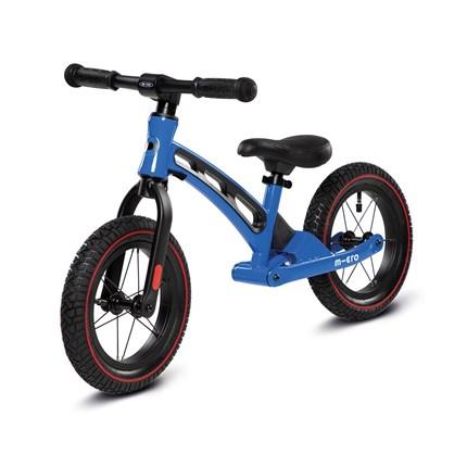 Micro Balance Bike Deluxe blau  Farbe: blau Altersgruppe: Kids ab 2 Jahre Belastbarkeit: 20kg Gewicht: 2-3kg Lenkerhöhe: 48-52cm Größen: 38-44cm Sattel ist verstellbar Preis: € 129,95