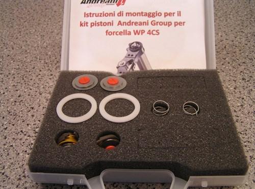 Andreani Umbaukit für WP 4 CS Gabel
