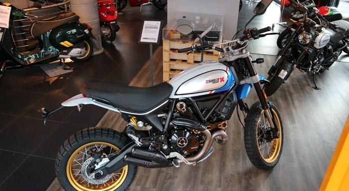 Motorrad Ausstellung