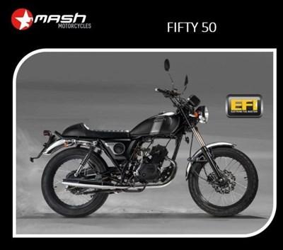 Mash Classic Motorräder 2021