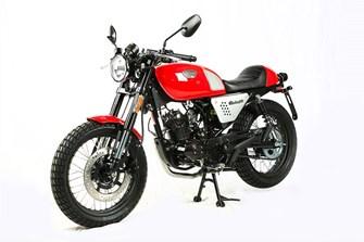 Masai Cafe Racer 50 cc