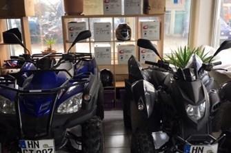 Unterschiede ATV und Quad