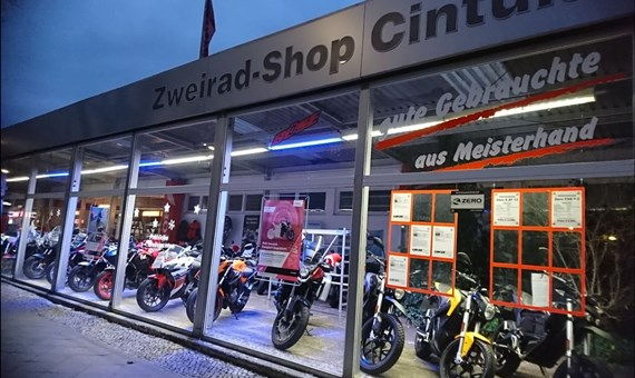 Unternehmensbilder Zweirad-Shop Cintula 0
