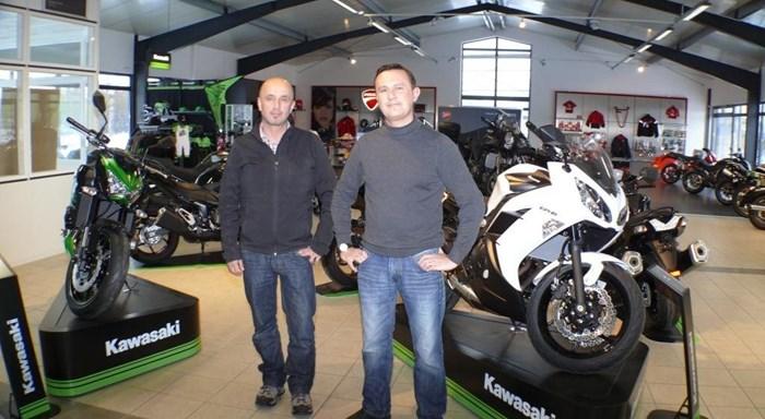 Der neue Betrieb in Scheeßel