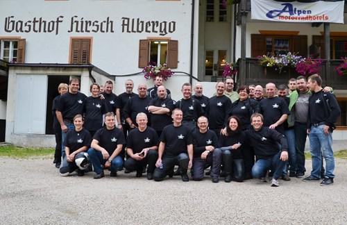 Südtirolausfahrt 2014