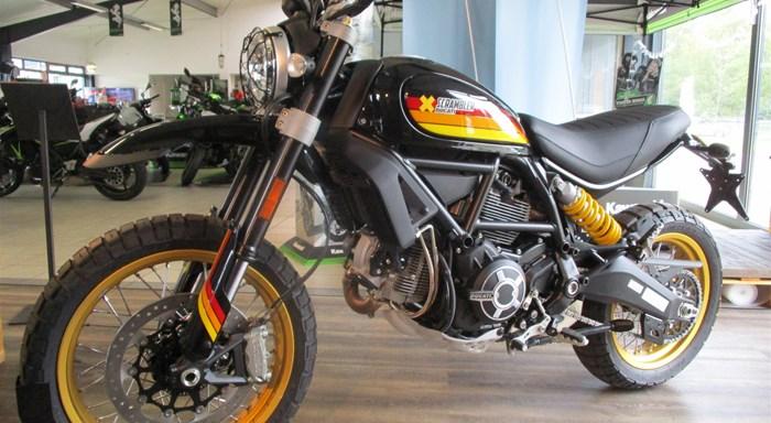 SCRAMBLER von Ducati