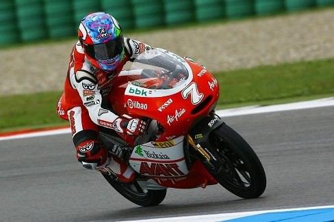2011 GP 125 Efren Vasquez #7