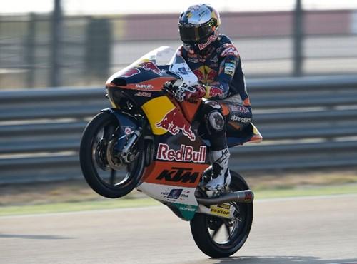 2014 GP Moto 3 Jack Miller #8
