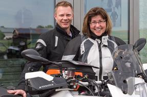 STADLER Motorradbekleidung - Made in Germany