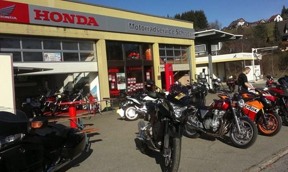 Unternehmensbilder Motorrad Service Schwer 1