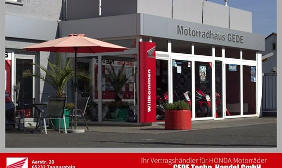 Unternehmensbilder Motorradhaus GEDE Techn.Handel GmbH 0