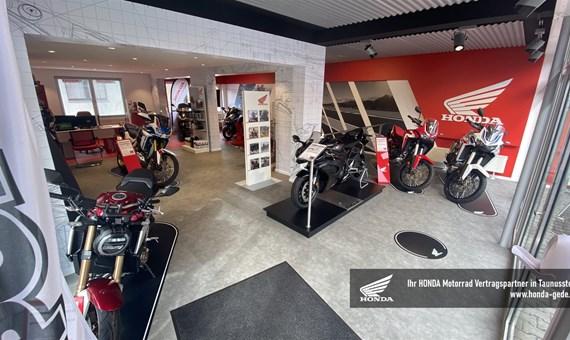 Unternehmensbilder Motorradhaus GEDE Techn.Handel GmbH 1