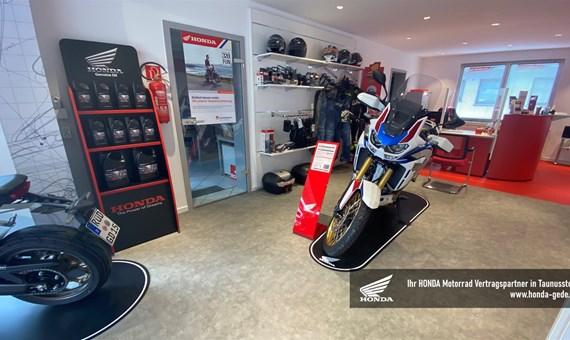 Unternehmensbilder Motorradhaus GEDE Techn.Handel GmbH 3