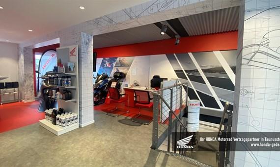 Unternehmensbilder Motorradhaus GEDE Techn.Handel GmbH 4