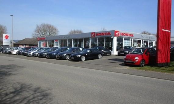 Unternehmensbilder Auto- und Motorradhaus Thiemt & Braker GmbH 0