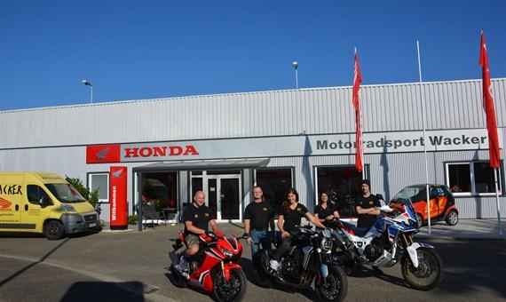 Unternehmensbilder Motorradsport Gerhard Wacker 7