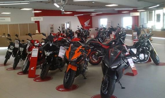 Unternehmensbilder Honda Auto- & Motorradhaus Chmell 0