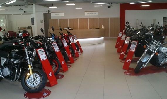 Unternehmensbilder Honda Auto- & Motorradhaus Chmell 2