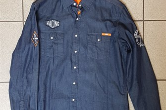Jeans Longsleeve Shirt M