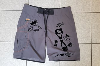 Kini Beach Shorts XXL