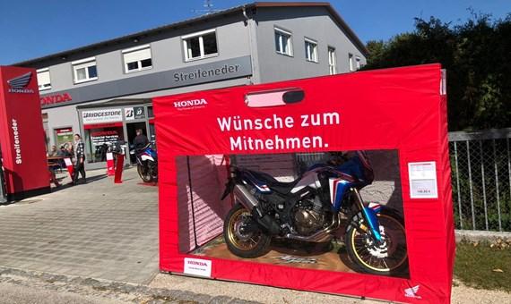 Unternehmensbilder Motorrad Streifeneder 0