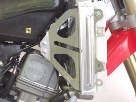 Neuteil Kühlerstützen RMZ 250