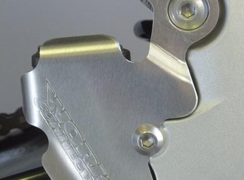 Neuteil Bremszylinderschutz KX 250 F