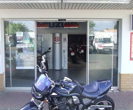 Gebrauchtmotorrad Suzuki Bandit 1200