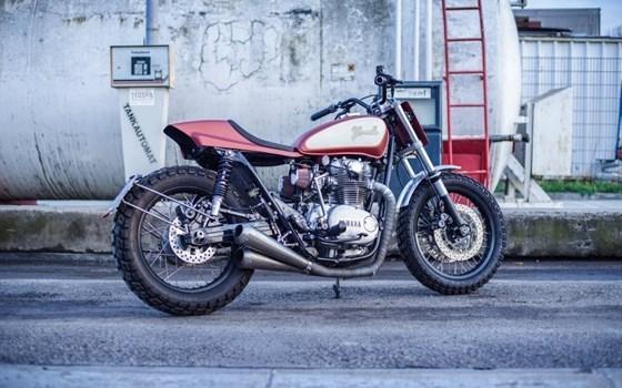Motorrad Occasion Yamaha XS 650 , Erstzulassung: 1977