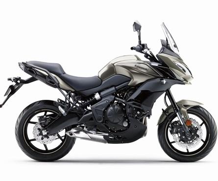 Neumotorrad Kawasaki Versys 650