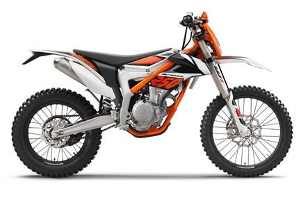 KTM Freeride 250 F