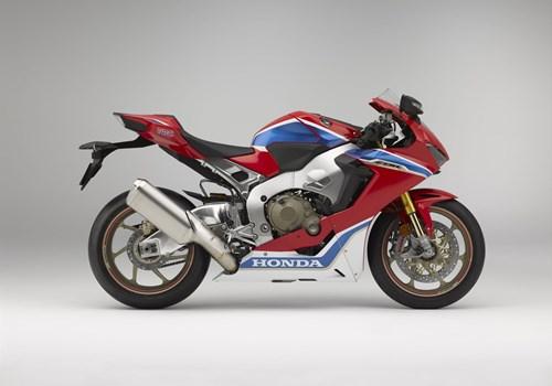 Honda CBR1000RR Fireblade SP-2
