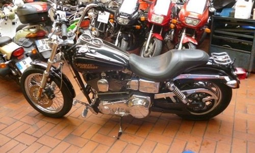 Harley-Davidson Dyna Low Rider Custom FXLR