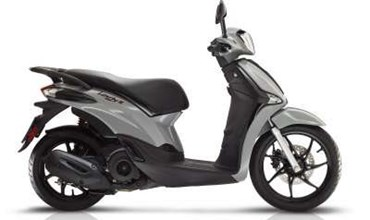 Neumotorrad Piaggio New Liberty S 125ie ABS