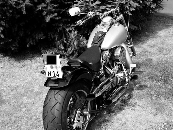 Gebrauchtmotorrad Harley-Davidson Softail Night Train FXSTB