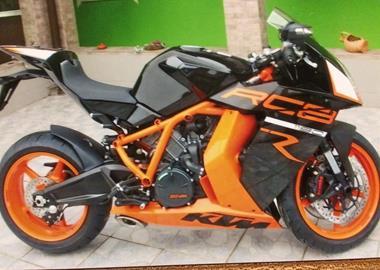 Gebrauchtmotorrad KTM 1190 RC8 R