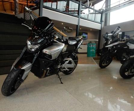 Gebrauchtmotorrad Suzuki GSX 1300 R