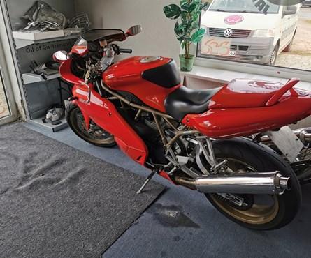 Gebrauchtmotorrad Ducati 900 SS