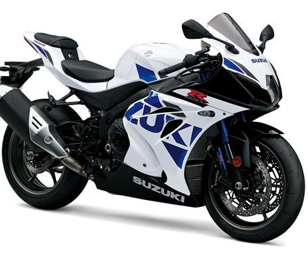 Neumotorrad Suzuki GSX-R 1000 R