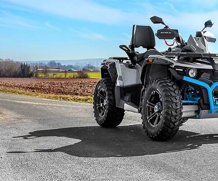 Neumotorrad Stels Guepard 800 Touring