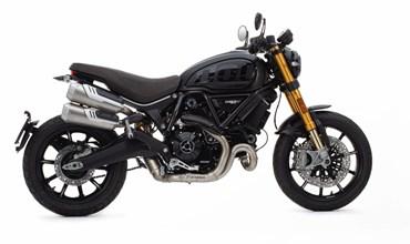 Neumotorrad Ducati Scrambler 1100 Sport PRO